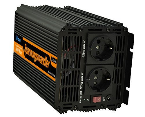 Inversor electrico de 2000 4000w convertidor de voltaje de 24v a 230v de onda sinusoidal modificada Lv Dian Xin Neng Yuan CO. Ltd