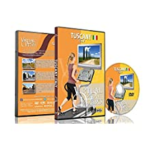 Virtual Walks - Tuscany Italy for Indoor Walking, Treadmill and Cycling Workouts
