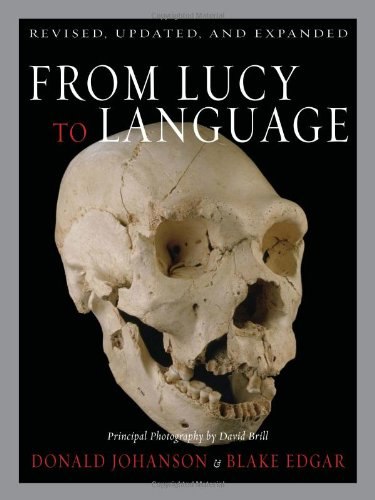 From Lucy To Language by Brand: Simon Schuster