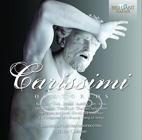 Price comparison product image Carissimi: Oratorios