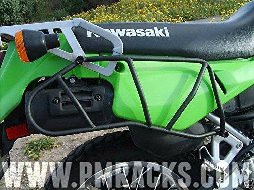 Kawasaki KLR650 Side Luggage Racks 87-07