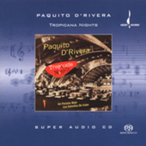 Paquito d\'Rivera - Tropical Nights [DL] (Hybrid SACD)