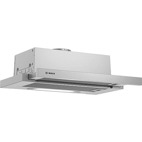 Bosch Serie 4 DFT63AC50 - Campana (360 m³/h, Canalizado/Recirculación,