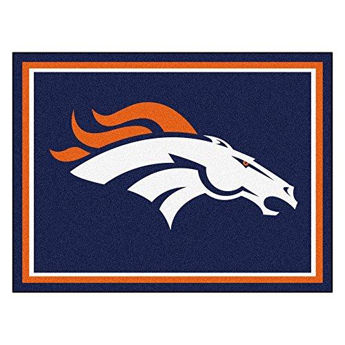 Fanmats 17480 NFL Denver Broncos Rug ()
