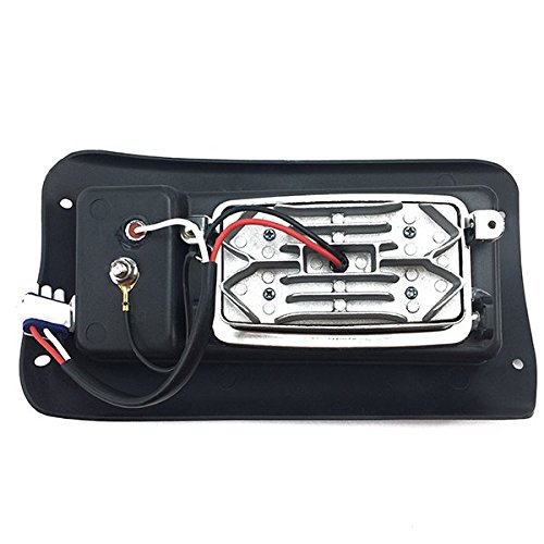 NEW RecPro CLUB CAR DS GOLF CART DELUXE STREET LEGAL ALL LED Light Kit 1993-UP by RecPro (Image #3)