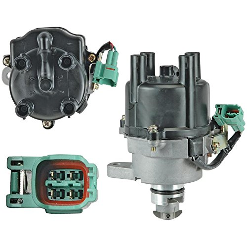 New Distributor For 1995 1996 1997 Toyota Celica ST Corolla DX LE & GEO Prizm 94855714, 19050-16030