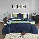 Comfort Spaces Pierre 2 Piece Quilt Coverlet