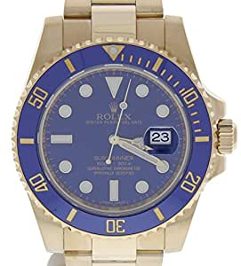 Rolex Submariner automatic-self-wind mens Watch 116618 (Certified Pre-owned)