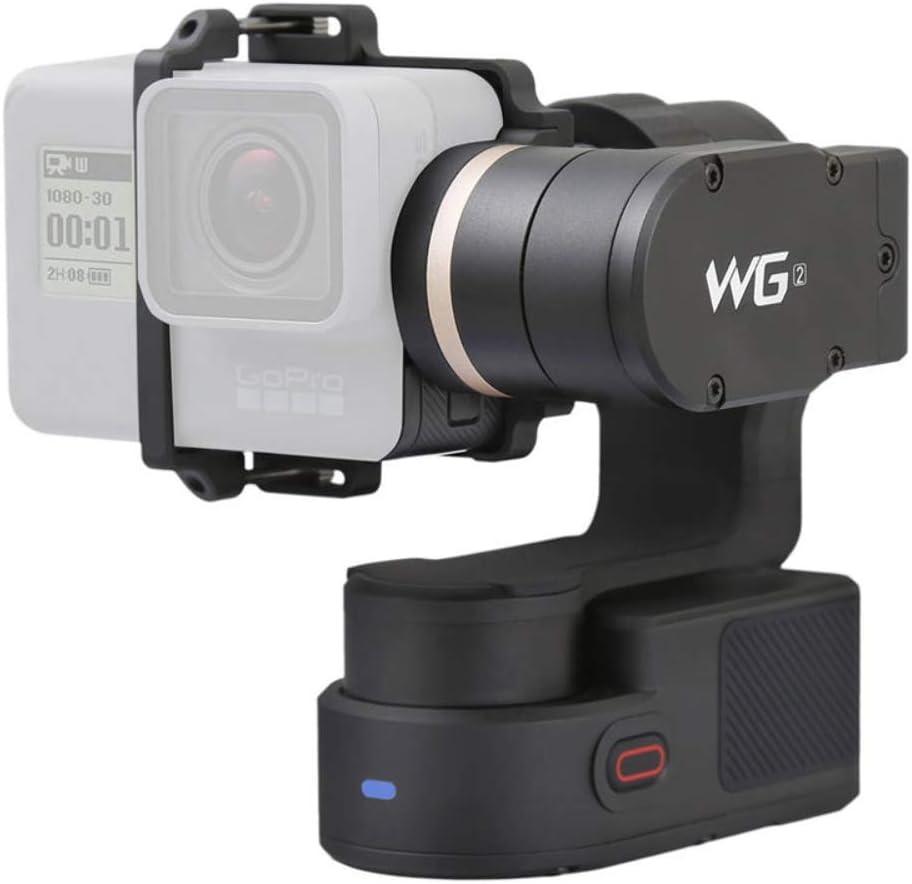 FeiYu-Tech WG2 - Gimbal Sport Action Estabilizador para Cámara, Estabilizadores de Video, Negro