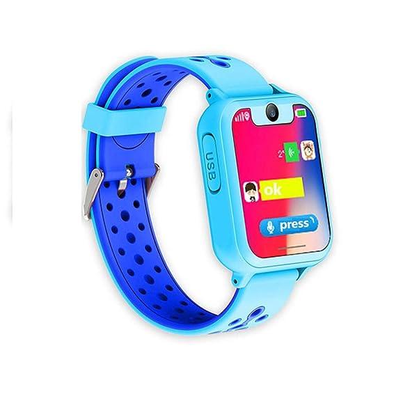 Reloj Inteligente LBS Niños, La Musica Smartwatch para niños ...