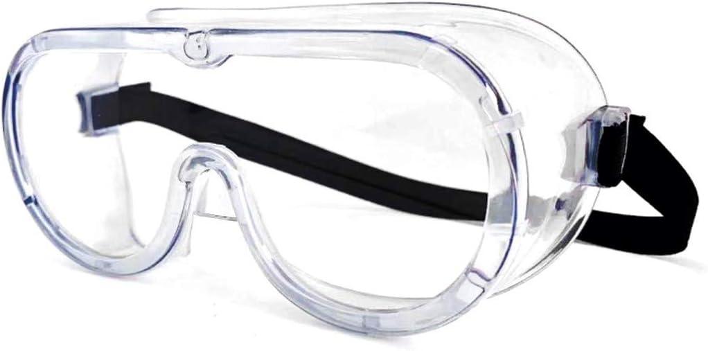 Grupo K-2 Wonduu Gafas De Protecci/ón Panor/ámicas