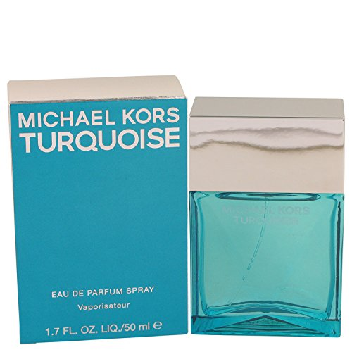 Michäel Körs Turquõise Perfüme For Women 1.7 oz Eau De Parfum Spray + Body - Michael Turquoise Kors