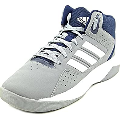 8b4aef34fe5 adidas neo Men's Cloudfoam Ilation Mid Basketball Shoes