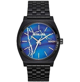 Nixon Mens Time Teller Metallica Collection