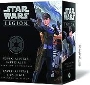 Wave 3 - Especialistas Imperiais - Expansão de Pessoa, Star Wars Legion, Galápagos Jogos, Diversos