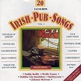 20 Favourite Irish-Pub-Songs