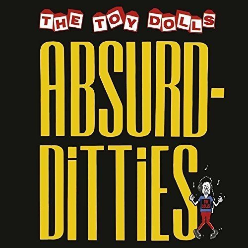 Vinilo : Toy Dolls - Absurd Ditties (LP Vinyl)