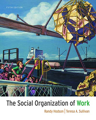 Top 10 recommendation social organization of work 2020