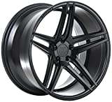Rohana Wheels RC8 Black Wheel (20x11''/5x120mm, +35mm offset)