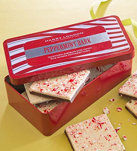 Handmade Peppermint Bark, 16 oz. tin