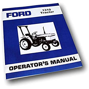 amazoncom ford    tractor owner operators