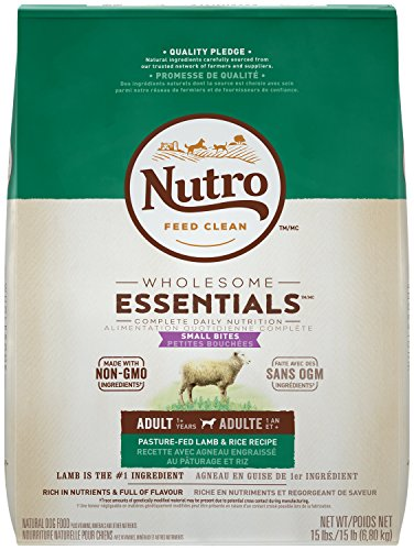 Nutro Core Dry Dog Company Adult Small Bites Limited Ingredient Diet Dog Food