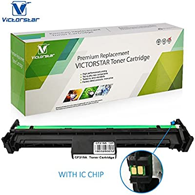 Unidad de Tambor Compatible CF219A (19A) con Chip VICTORSTAR para ...