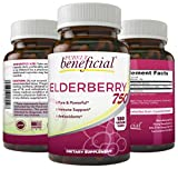 Cheap Organic Elderberry Capsules – Natural Immune Support Booster 180 Day Supply