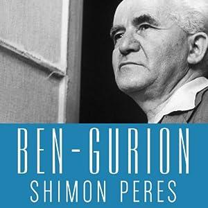 Ben-Gurion Audiobook