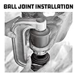Powerbuilt 23 Piece Ball Joint and U Joint