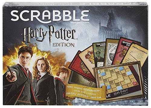 Scrabble Harry Potter Edition - Mono Harry Potter