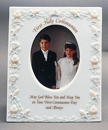 - Roman First Holy Communion Porcelain 3.5