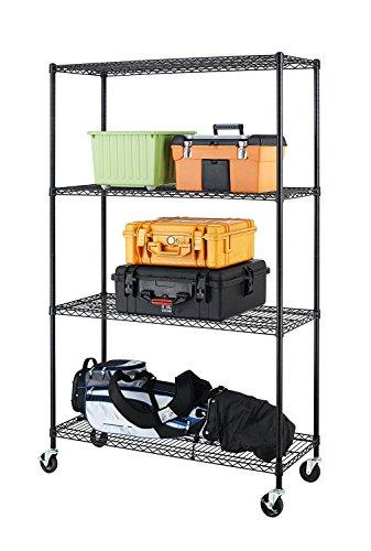 2 Adjustable Wire Shelves - 7