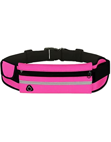 Westeng Cinturón Deportivo Impermeable Riñonera para Correr Fitness Viaje Deportes y Aire Libre Transpirable Esencial Cinturón