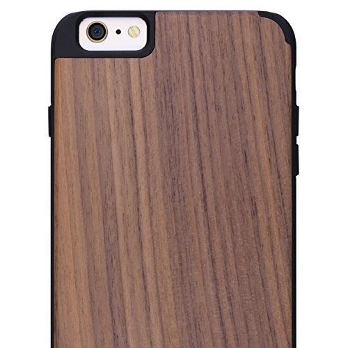 iphone 6 bumper wood - 8