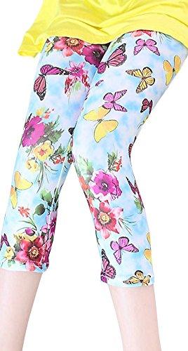 Butterflies Capri Girls Baby Clothes - 2