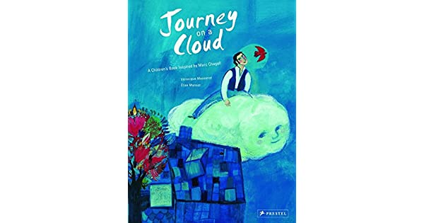 Amazon.com: Journey on a Cloud: A Childrens Book Inspired ...