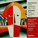 Shostakovich: Piano Concerti 1 & 2 / Shchedrin: Piano Concerto No. 2