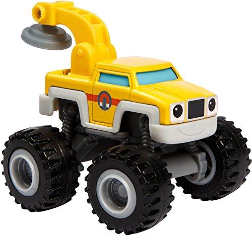 Fisher-Price Nickelodeon Blaze & the Monster Machines Ferris Vehicle (Monster High Dog)