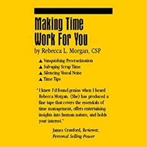 Making Time Work for You Speech
