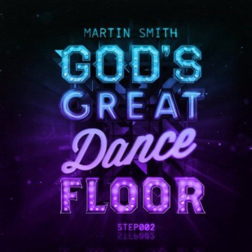 God's Great Dance Floor Step 02 Album Cover