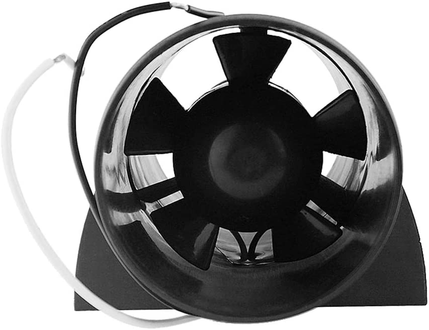 3 Zoll Marine 12V leise Gebläse Wasserdicht Hohe Luftströmung