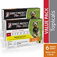 Direct Protect Plus 6 Month Supply, Small