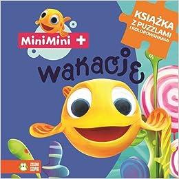 Wakacje Rybka Minimini Krystian Gaik 9788379832026 Amazoncom Books