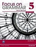 Focus on Grammar 5 with MyEnglishLab, Jay Maurer, 0132169800