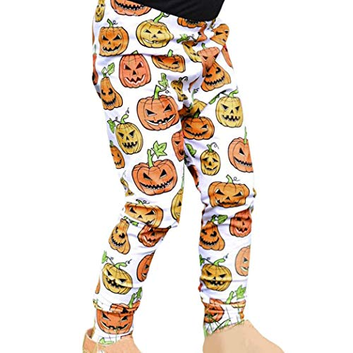 wonder woman baby clothes fc barcelona baby clothes david bowie baby clothes Toddler Kids Baby Pumpkin Girls Halloween Outfits Skinny Pants Leggings baby summer outfits baby girl short dress tcu bab (Fc Barcelona Kids Long Sleeve)
