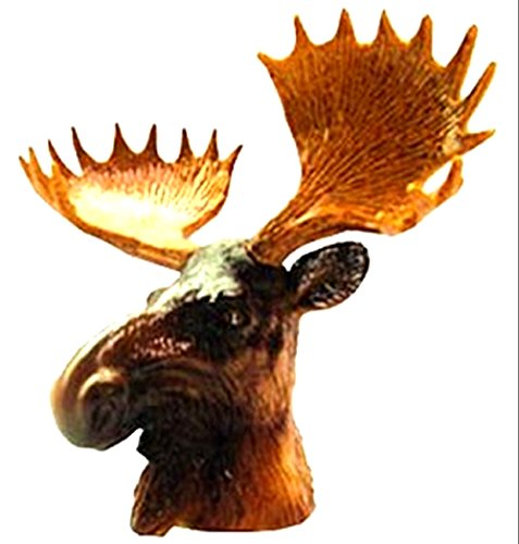Trailer Hitch Cover Balls Moose Protects From Rust Mud And Corrosion Hand Painted - Skroutz Deals