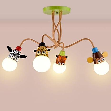 IJ INJUICY Modern Cartoon Animal Children\'s Bedroom Living ...