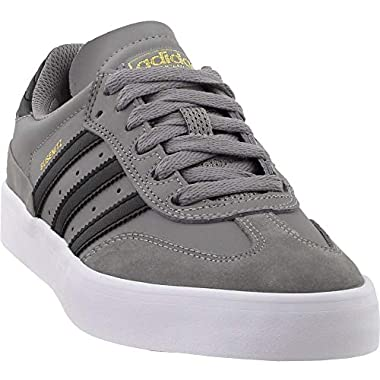 uk availability 923af 8b177 adidas Mens Busenitz Vulc RX Athletic   Sneakers Grey