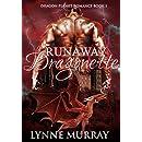Runaway Dragonette: BBW Dragon Shapeshifter Romance (Dragon Planet Romance Book 1)